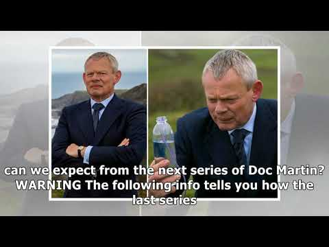 When is doc martin season 9 out, how many series are left and is a us remake of the martin clunes d