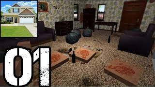 House Designer: Fix And Flip - Gameplay Walkthrough Part 1 -  Android  Indonesia