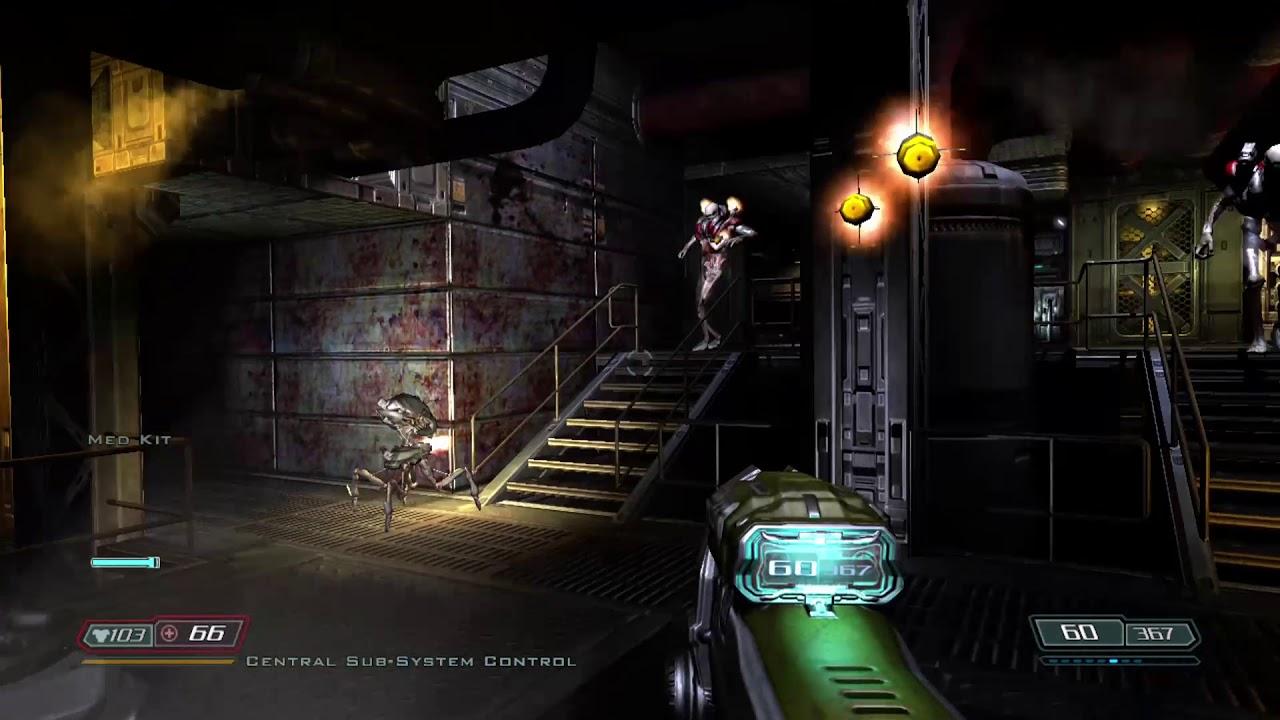 Doom 3 BFG Edition on Xbox One X
