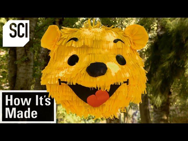 How It's Made: Piñatas
