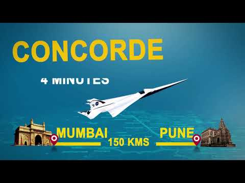 Mumbai to Pune in just 20 minutes? Hyperloop One is not the fastest