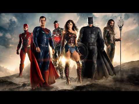 Wonder Woman Rescue (Justice League Soundtrack)