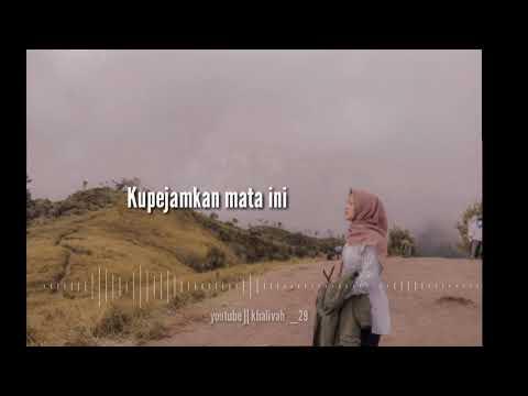 Hampa - Ari Lasso, Video Lirik Lagu Cover Tami Aulia | Bikin Story Whatsapp (wa) Baper Pejuang Rindu