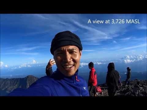 Rinjani Trekking April 7-9, 2016 (Lombok, Indonesia)