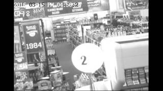Eastgate Liquors Theft