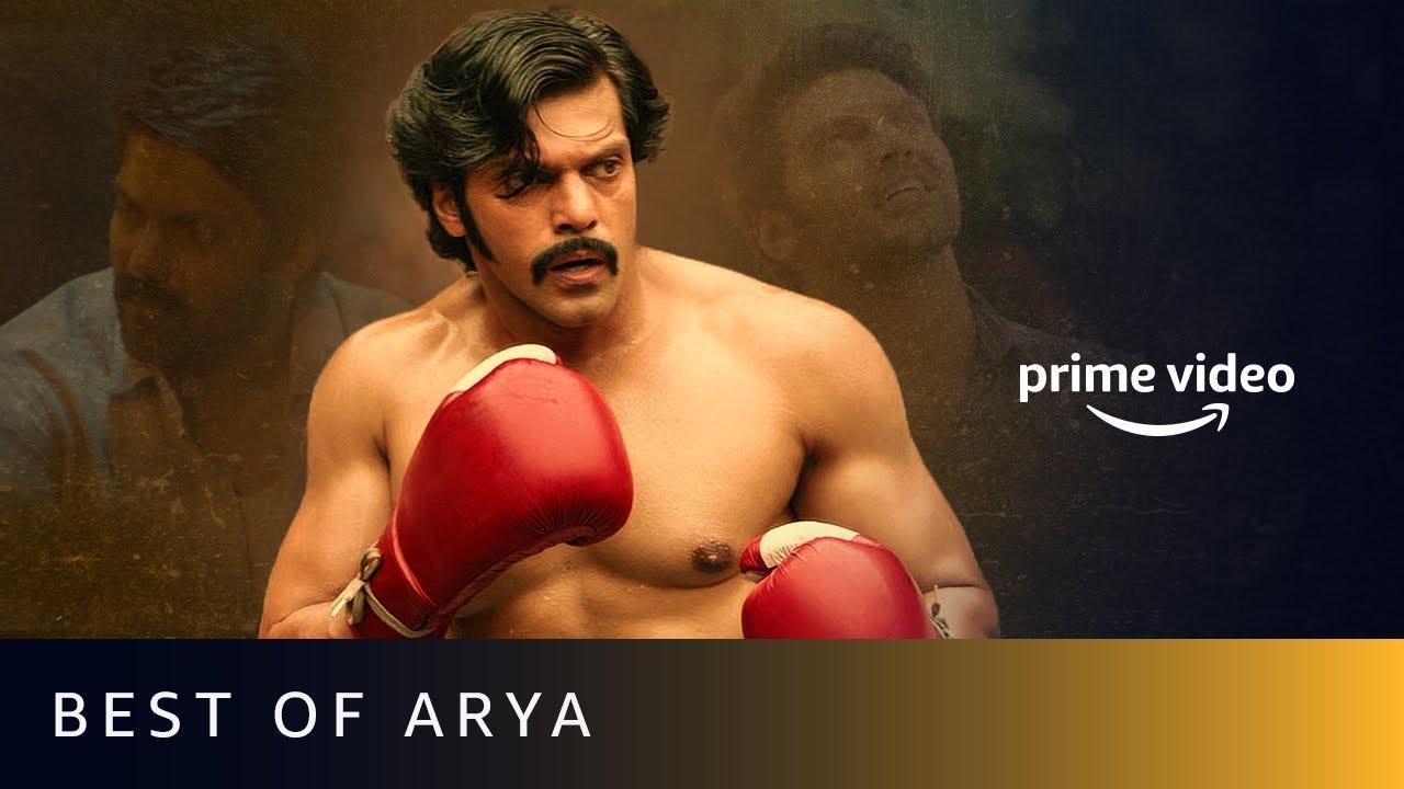 Best Of Arya Movies | Amazon Prime Video