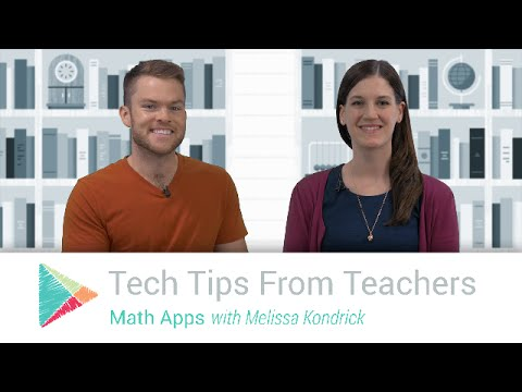 Tech Tips From Teachers: Math Apps