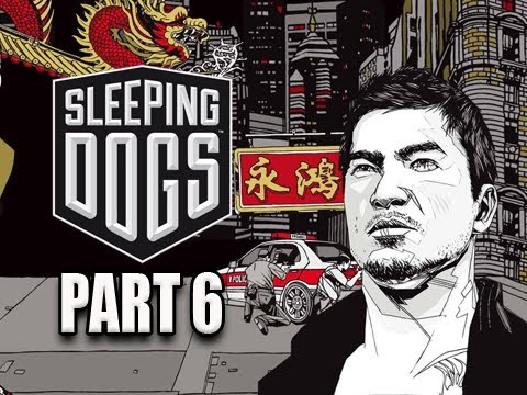 Sleeping Dogs Walkthrough - Part 6 Undercover Popstar Let's Play PS3 XBOX PC