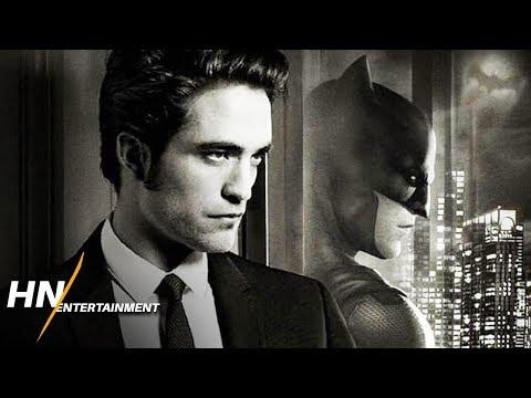 Robert Pattinson Cast as THE BATMAN For Matt Reeves Film