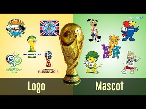 Logo Dan Mascot Piala Dunia Dari Masa Ke Masa ● Antara 1930 - 2018 ● Starting Eleven