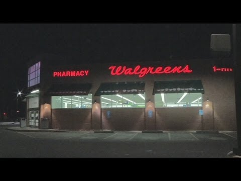 Walgreens pharmacy in Chicopee robbed