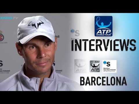 Nadal: 'I Just Think About Winning The Match'