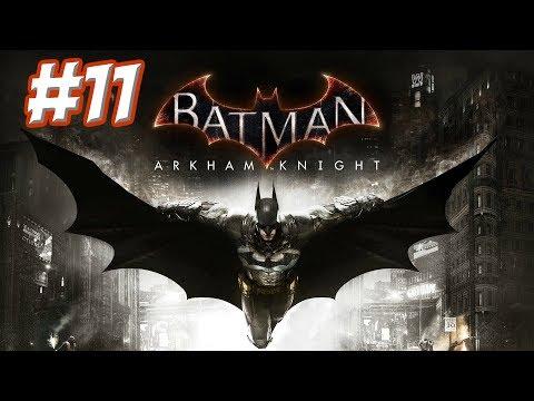 """Batman: Arkham Knight"" Walkthrough (Hard), Part 11: Protect GCPD"