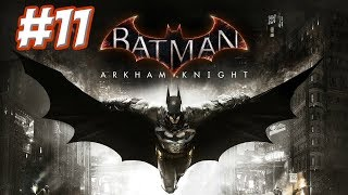 """Batman: Arkham Knight"" Walkthrough (Hard), Part 11: Protect GCPD"