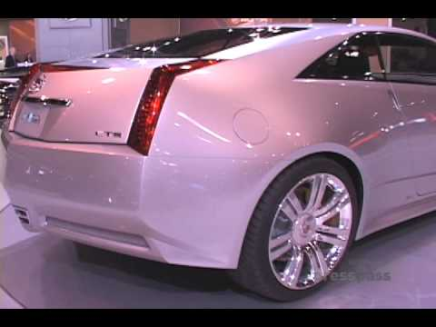 The Brand New Cadillac Cts Line Up At The Ny Auto Show Youtube