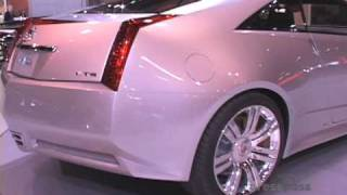 The Brand New Cadillac CTS Line-Up at the NY Auto Show