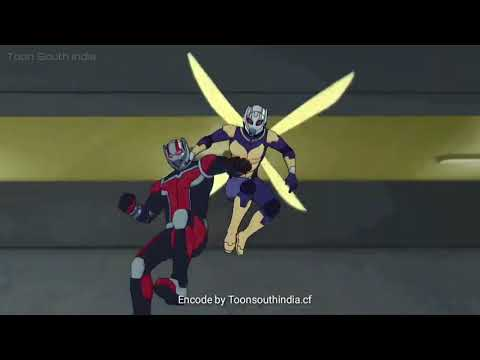 Antman And Wasp Intro | Avengers Secret Wars | In Tamil | 720p