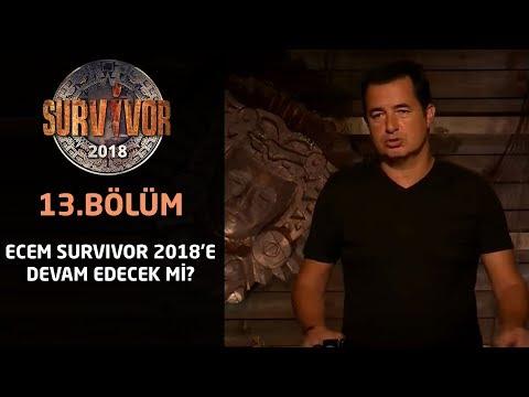Survivor 2018 | 13. Bölüm | Ecem...