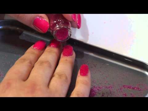 Original Sugar Bullionaire Manicure Application
