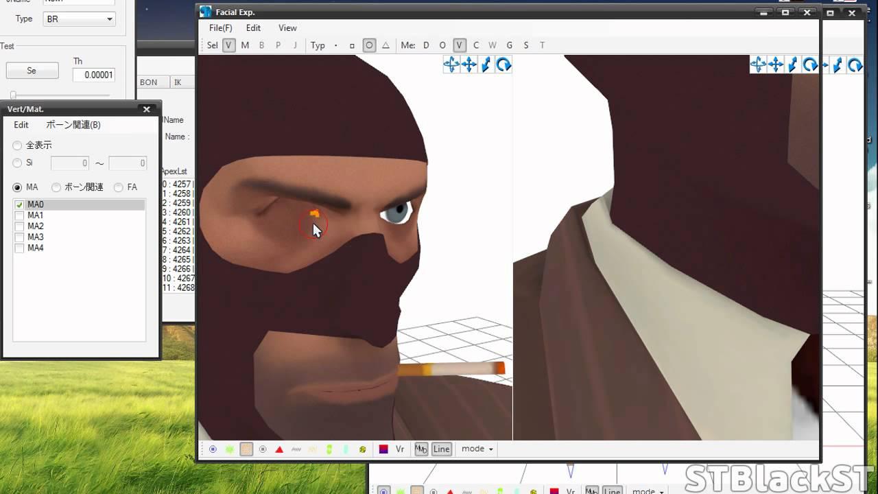 Facial expression editor pics 690