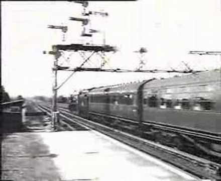 Atlantic Coast Express c1960