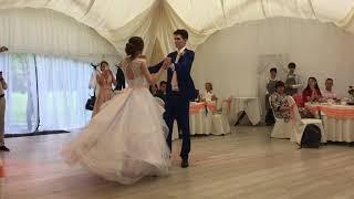 """Свадебный вальс жениха и невесты под музыку """"Christina Perri - A Thousand Years"""""""
