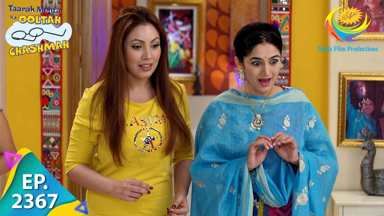 Download Taarak Mehta Ka Ooltah Chashmah - Episode 2367 - Full Episode