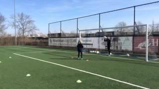 Keepersschool Zwolle Sem Bollweg Commando Training