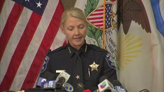 Aurora Shooting: Police chief gives update on mass shooting that killed at least 5