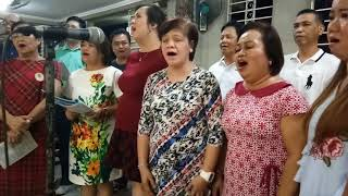 halina sa belen by qpic alay awit choir