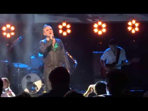 Morrissey Will Never Marry Atlanta 2015