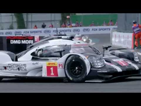 Porsche 6 Hours Mexico qualifying