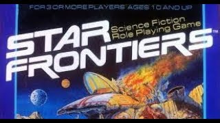 Star Frontiers Session 1