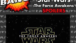 **SPOILER REVIEW** Star Wars the Force Awakens