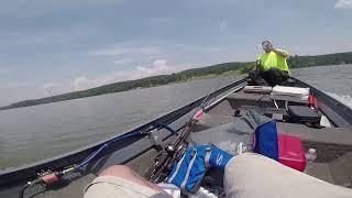 HE SAID WHAT? FISHING TRIP!