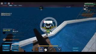 Kraken's Skill | ROBLOX AA