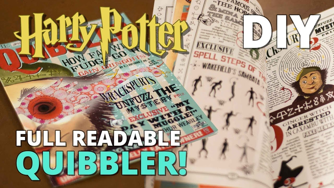 Inventive image intended for printable quibbler