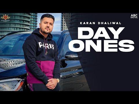 day-ones-:-karan-dhaliwal-(official-video)-jay-trak-|-manraj-rai
