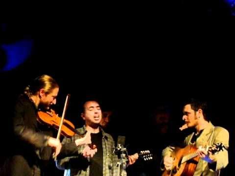 Conjunto Bluegrass Porto-alegrense / In the Pines