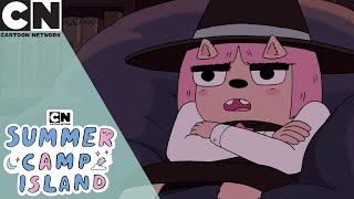 Summer Camp Island | Susie's Basement! | Cartoon Network UK