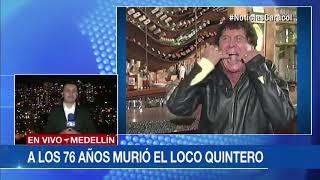 Parranda decembrina de luto: murió el cantante Gustavo el Loco Quintero