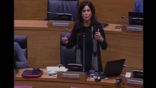 Intervención de Maribel García Malo