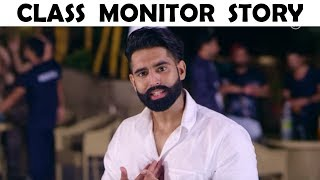 Class Monitor Story On Bollywood Style Bollywood Song Vine