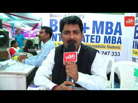 vishwa-vishwani-business-school-@-telangana-golden-education-fair-2018-|-yoyo-tv-channel