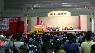 ミキハウスランドで開催している大人気キャラクターカートくんのステージショーです!
