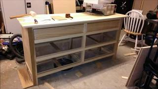 Horizontal 6-drawer Dresser