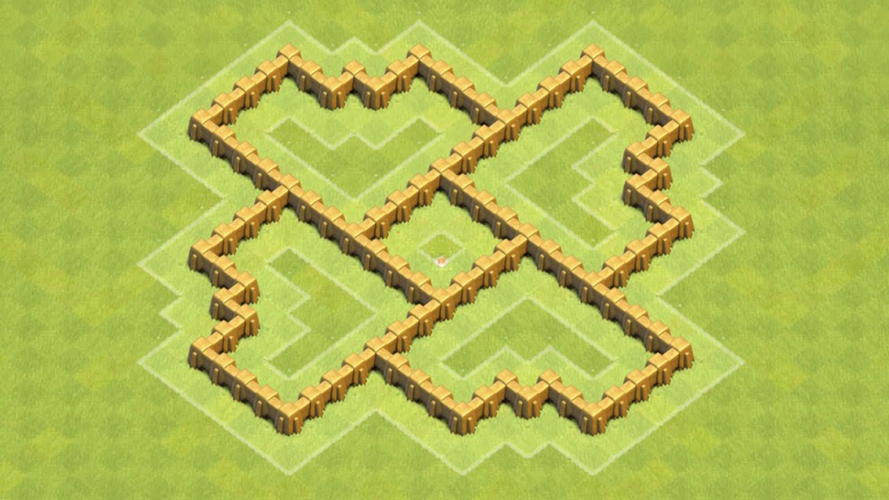 Clash Of Clans Town Hall 5 Defense Best Coc Th5 Farming Base Layout Power Plant Pokemon Yellow Strategy