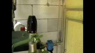 Як Налаштувати механічний регулятор тяги котла?Як керувати котлом на дровах без електрики?