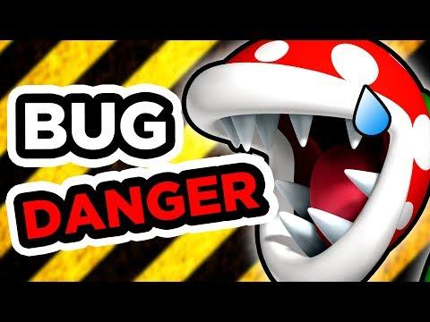 LE BUG DANGEREUX DE SMASH BROS ULTIMATE thumbnail