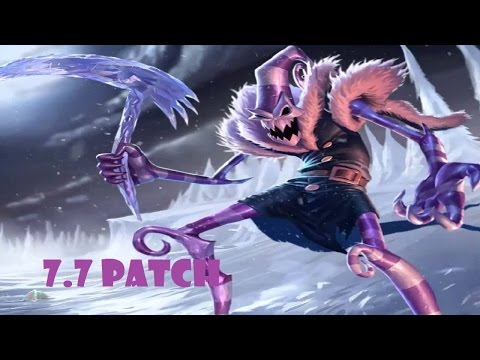 Nikkone Fiddlesticks vs Kha'zix - Jungle - Victory - Challenger Tier NA - patch 7.7 - Season 7